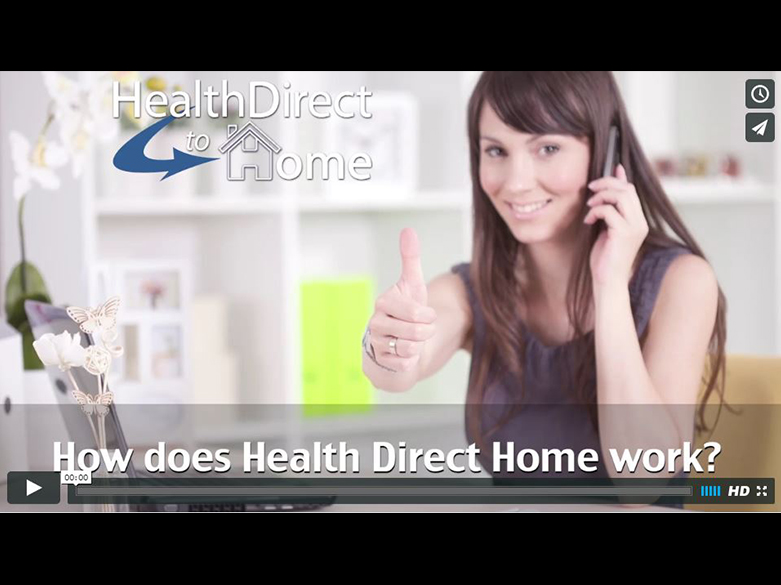 Health Direct To Home