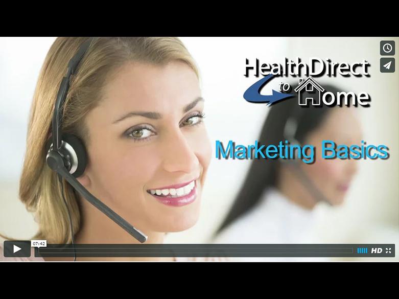 HDTH Marketing Basics
