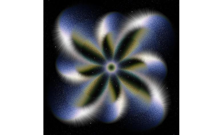 star-dust illustration